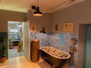 Hotelzimmer Seifenmuseum