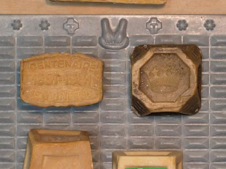 Kernseifen Seifenmuseum