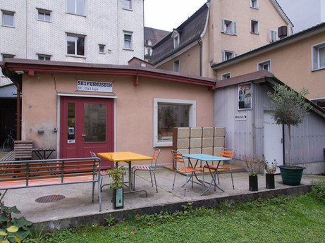 Ausenaufnahme Seifenmuseum