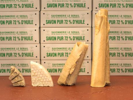 Diverse Seifen Seifenmuseum
