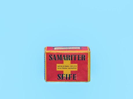 Samariterseife Seifenmuseum