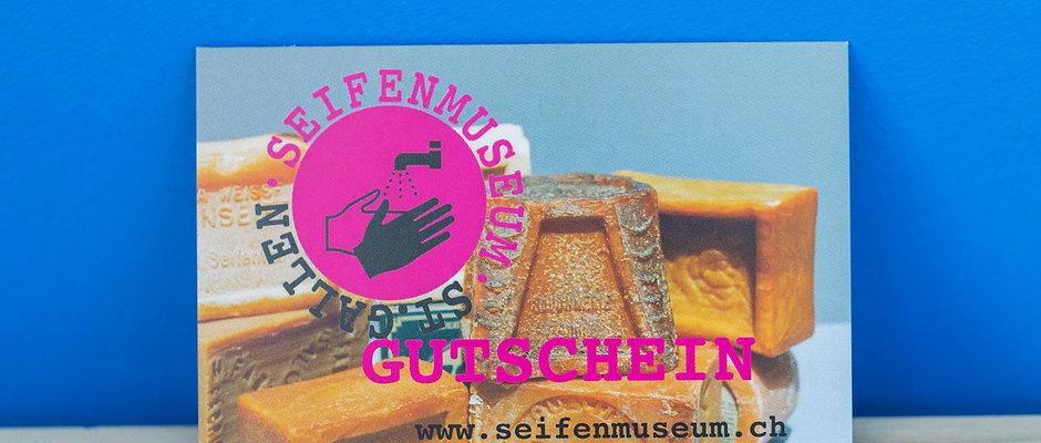 Gutschein Museumseintritt + Getränk