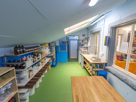 Seifenküche Seifenmuseum
