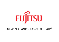 2018 FUJITSU NZFA red and black - stacke