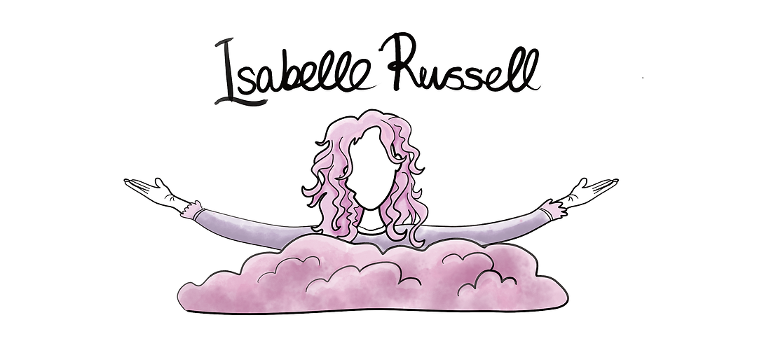 Website Isabelle Russell Illustration -