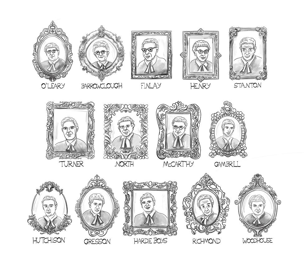 1950s-60s Judges Portraits - Final Versi
