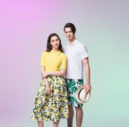 Munsingwear 銀座旗艦店広告