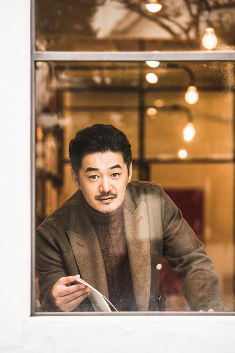平山浩行さん
