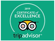 2019 CERTIFICATE of EXCELLENCE tripadvisor