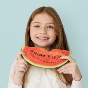 Alimentação infantil saudável, é importante?