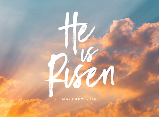 Easter Sunday, April 12th