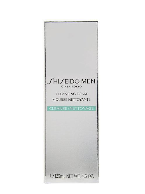 Shiseido Men Cleansing Foam Mousse Nettoyante 125ml