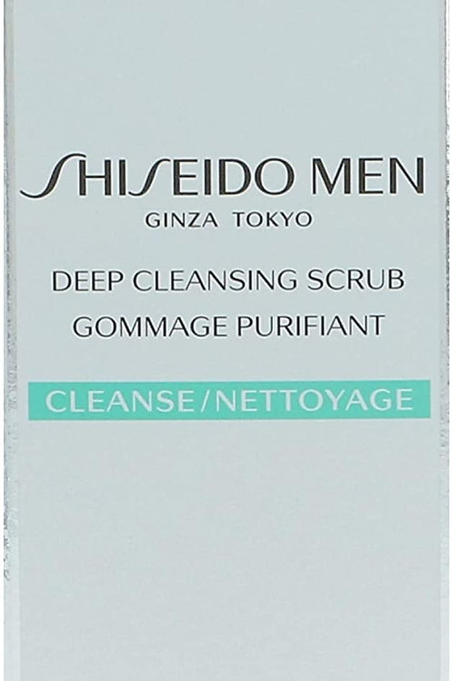 Shiseido Men Deep Cleansing Scrub Gommage Purifiant 125ml