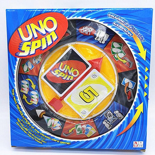 UNO-SPIN (Blue)