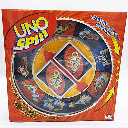 UNO-SPIN (Red)