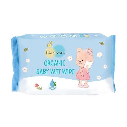 Lamoon Organic Baby Wet Wipe