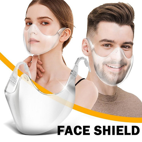 Anti Fog Protective Shield - Nose & Mouth