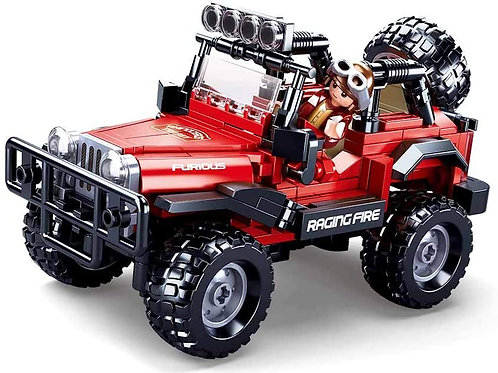 Sluban M38-B0816 Jeep 253 Pcs