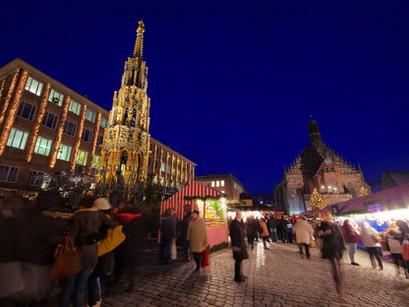 Sternstunden Besuch auf dem Nürnberger Christkindlesmarkt!