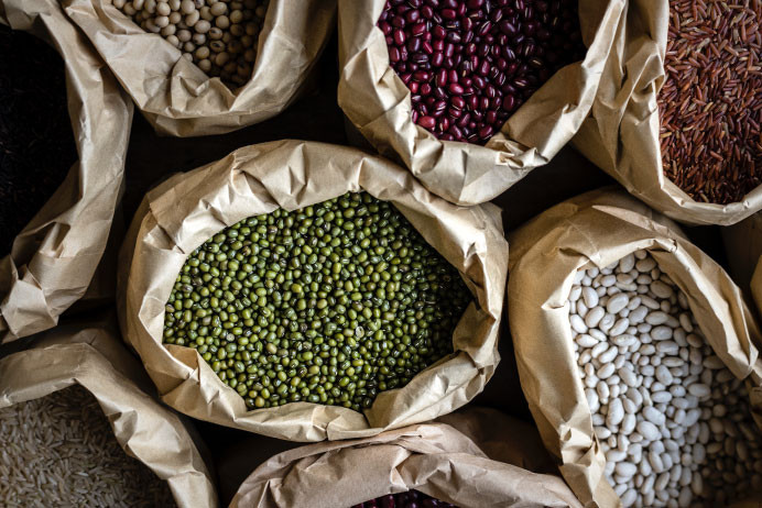 The Cheshire Dining Experience | Outside Catering Chester | Image of Beans for Recipie