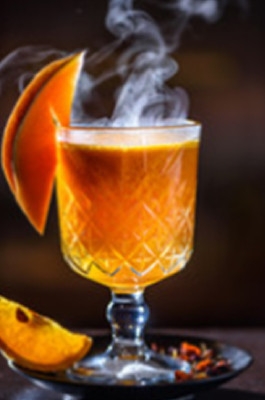The Cheshire Dining Experience | Outside Catering Cheshire | Mulled Gin