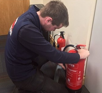 Fire Extinguisher Servicing Associated Fire Protection Warrenpoint