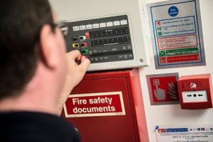 Fire Alarm Panel Maintenance