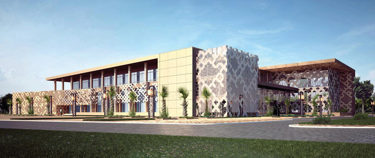 New College Of Pharmacy - Qatar University