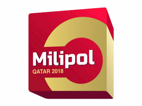 Milipol recognizes and appreciates FireLink's support to the Milipol event