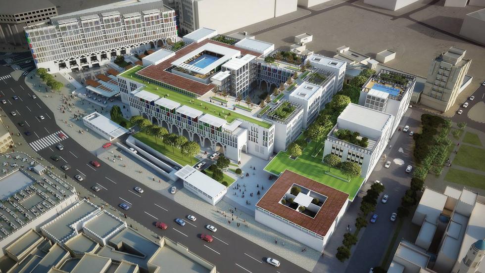 Hotel & Complex of Al Najadah – Souq Waqif