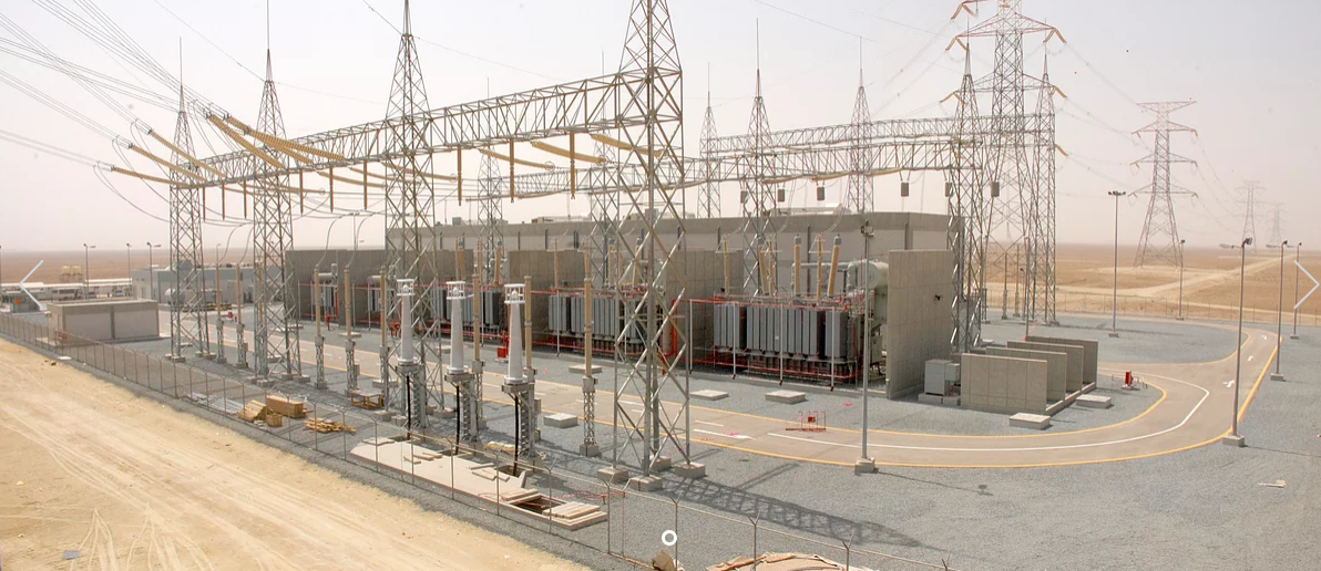 SUB STATIONS IN QATAR