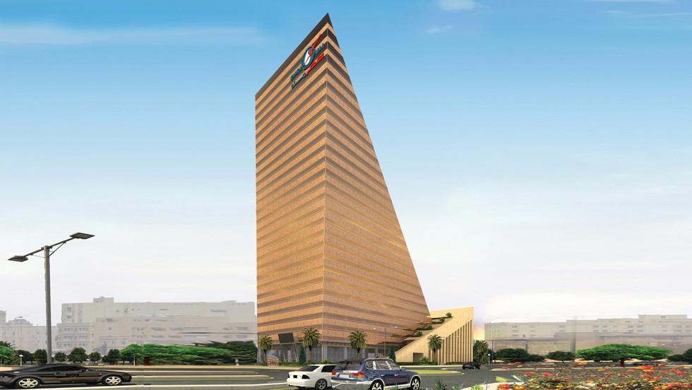 Kahramaa Tower