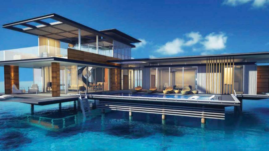 Waldorf Astoria Ithaafushi Resort - Maldives