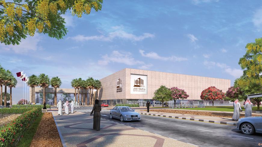 Sports & Utility Complex - Qatar University