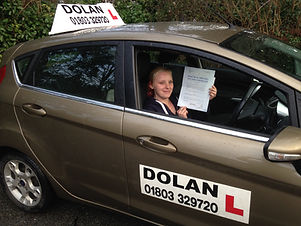 Driving school for lessons in paignton