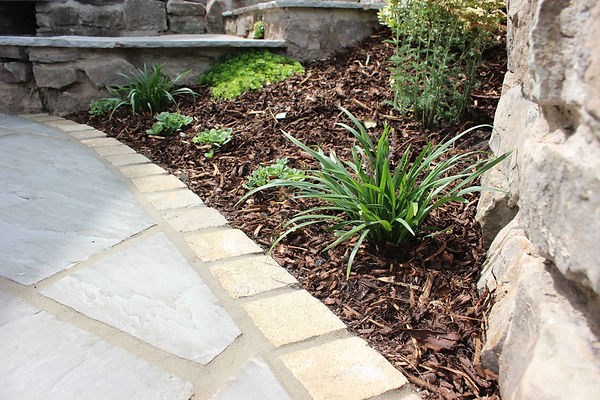 High quality landscape garden design and landscape gardeners covering, Abergavenny, Crickhowell, Monmouth, Monmouthshire, Brecon, Herefordshire and Cardiff
