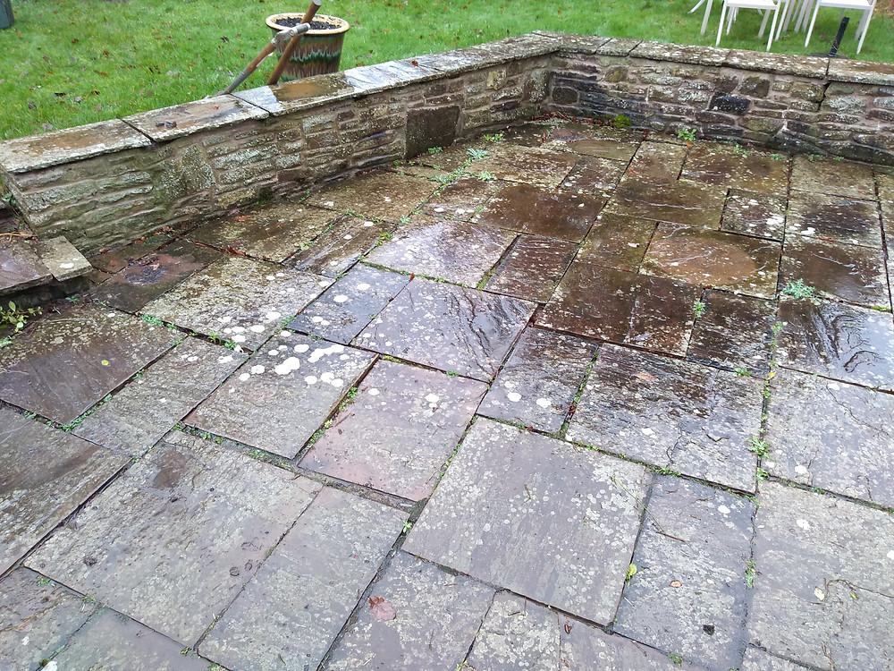 garden ideas, patio, paving, slabbing, landscaping ideas