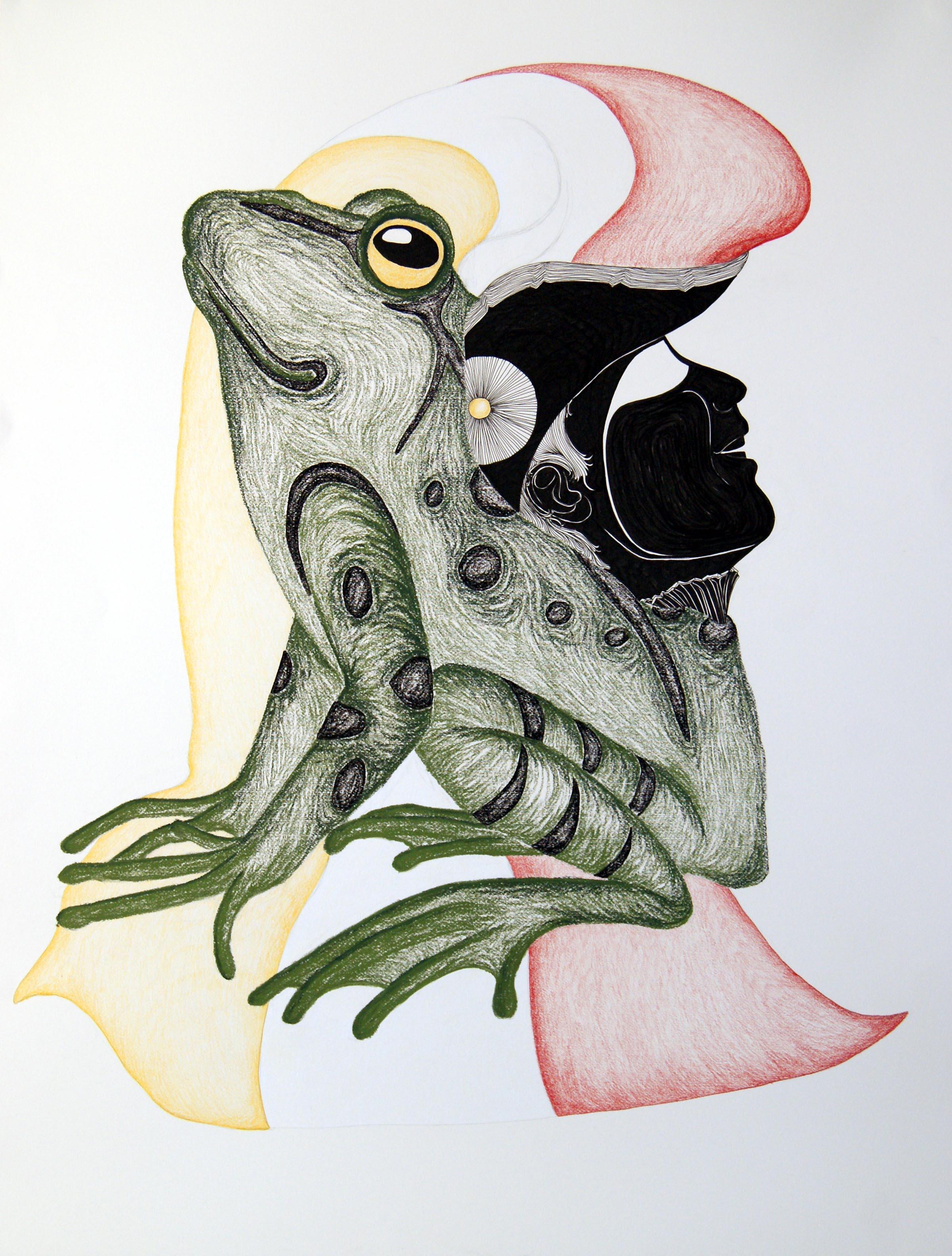 Prins en kikker, 2011