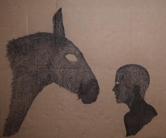 Kartonnen ezel, 2007