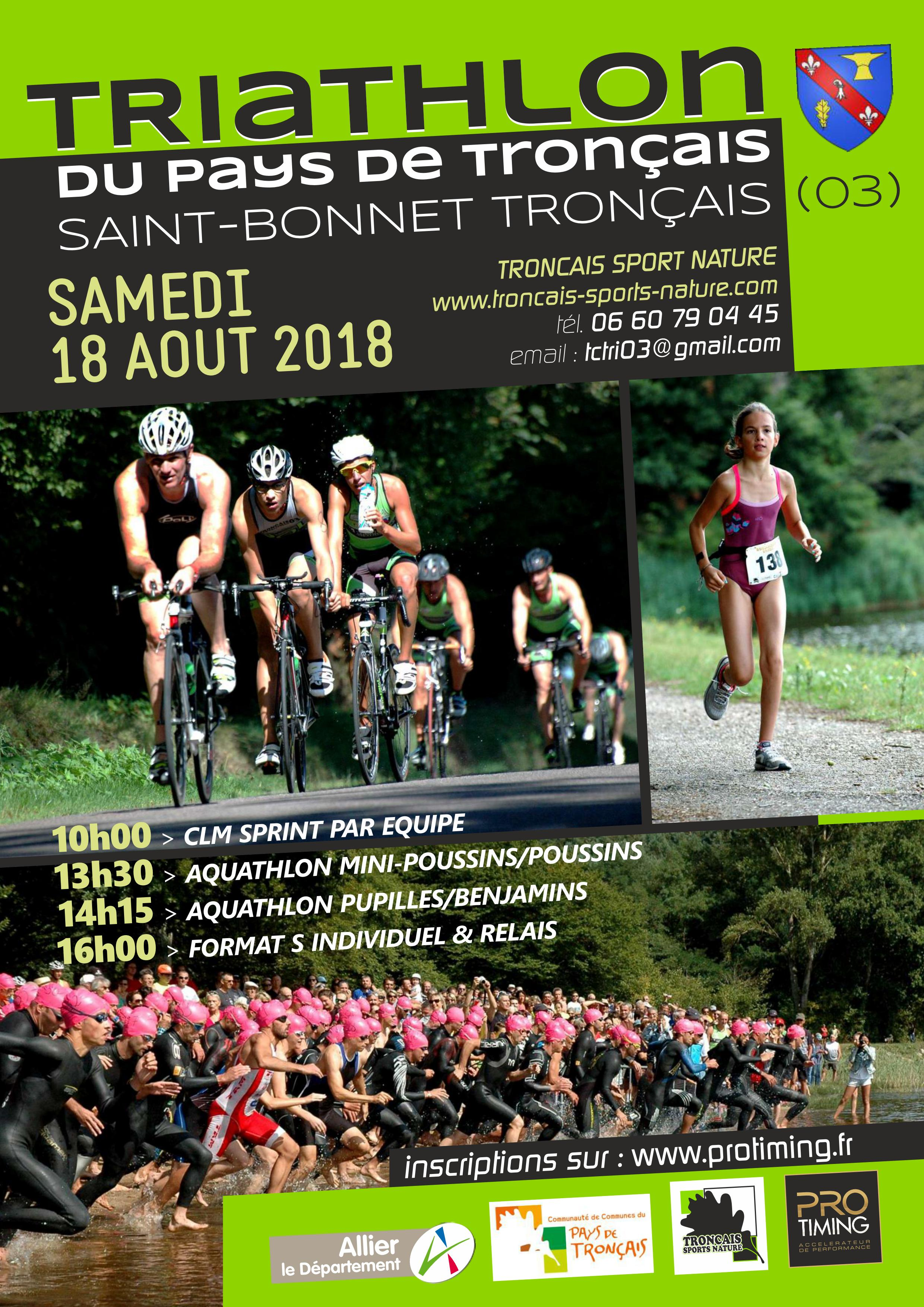 triathlon 05 aout 2018