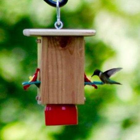 Refurbished Hummingbird Feeder Pod