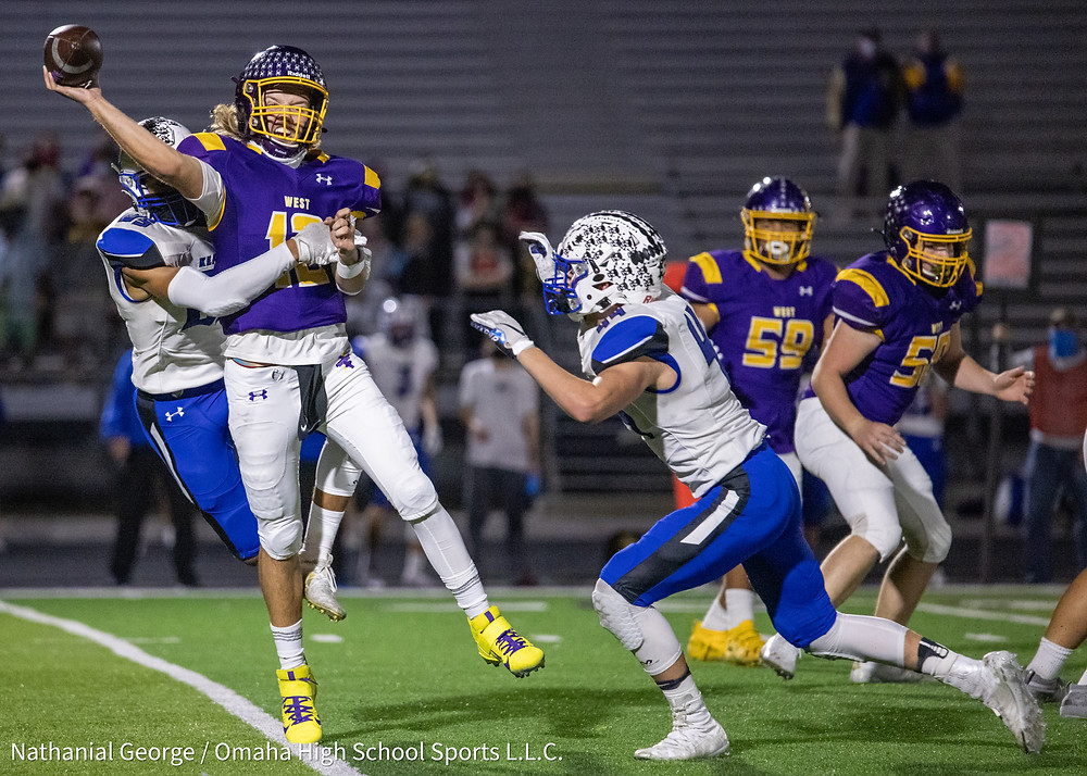 Nathanial George / Omaha High School Sports L.L.C.