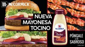 Mayonesa Mc Cormick tocino