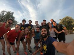 Sunrise Runners Pic