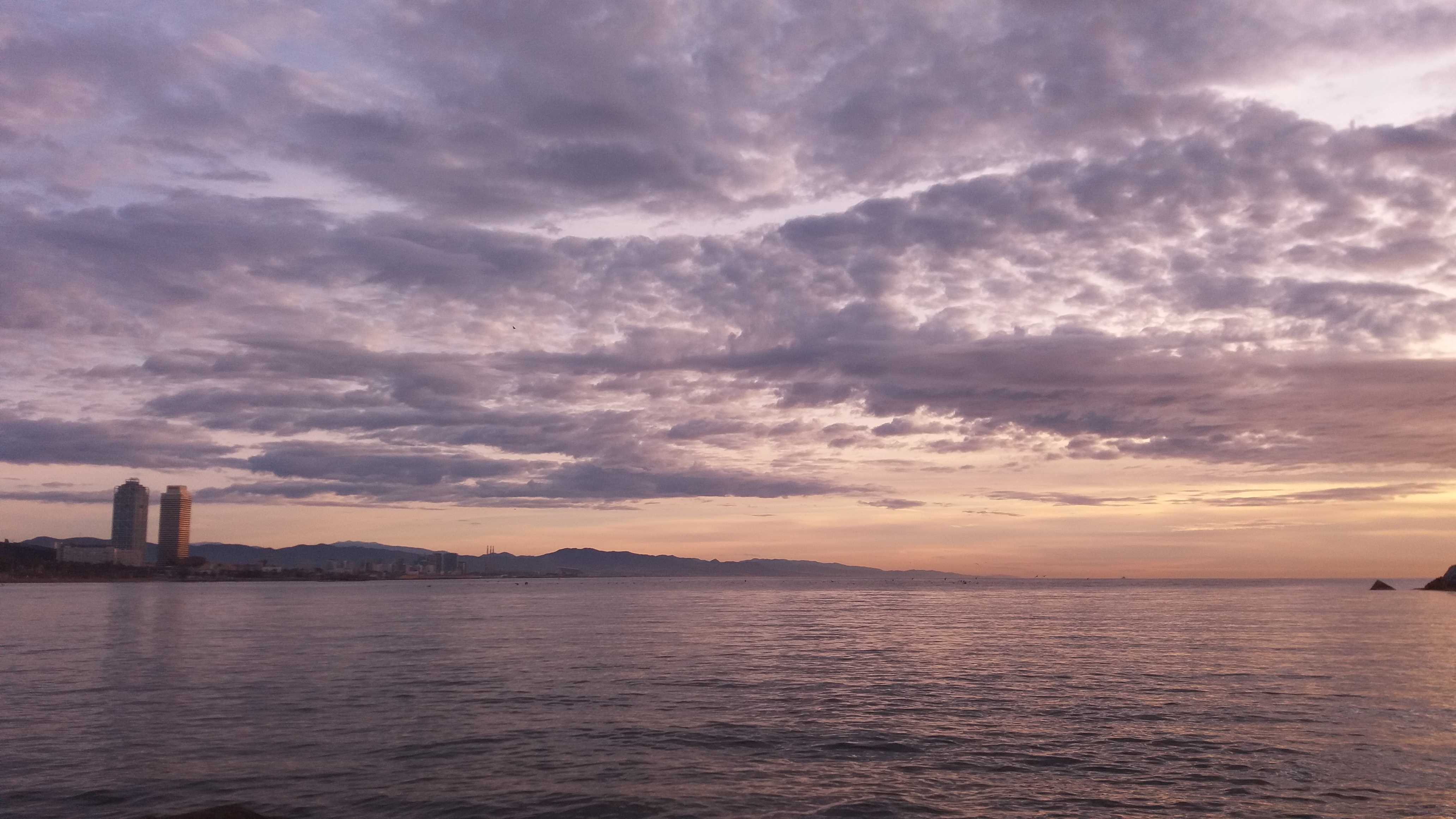 Stunning Sunrise View