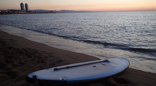 Sunrise Stand Up Paddle Barceloneta