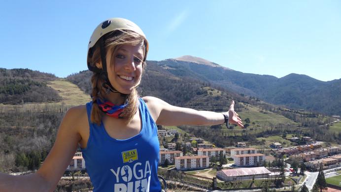 Views from Roca de la Creu Via Ferrata