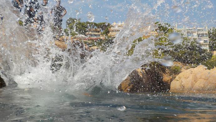Splash Coasteering Sant Feliu