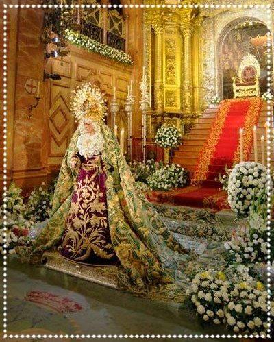 Nossa Senhora das Esperança de Macarena
