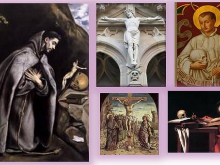 MEMENTO MORI : O SIGNIFICADO DO CRÂNIO HUMANO NA RELIGIÃO CATÓLICA